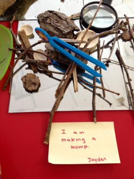As my philosophy of early years learning changed, so did my understanding of meaningful learning experiences. This led to lots more opportunities for students to explore open ended materials.