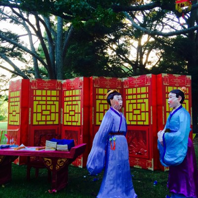 Celebrating Lunar New Year In Auckland