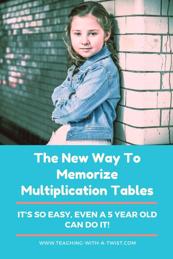 This right-brained, mnemonic, multiplication program is so easy that kids as young as 5 are often learning their facts right along with their siblings. #multiplication