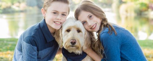How Your Family Pet Can Get Your Kids To Do Math & Read