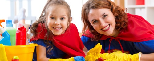 Chore Chart Ideas for Kids – Best System I Found to Keep a Clean House!