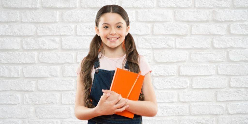 Memorize Multiplication Facts Girl