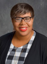 Picture of Janelle Coleman, faculty consultant for assessment