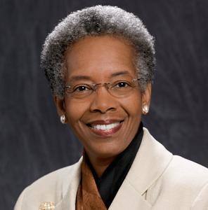 Dr. Sandra McGuire portrait