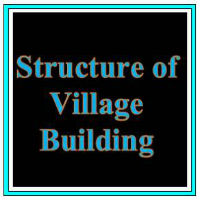 Structure of Village Building bd