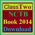 Class Two NCTB Book 2018 Download