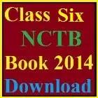 Class Six NCTB Book 2014 Download
