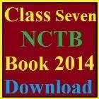 Class Seven NCTB Book 2014 Download