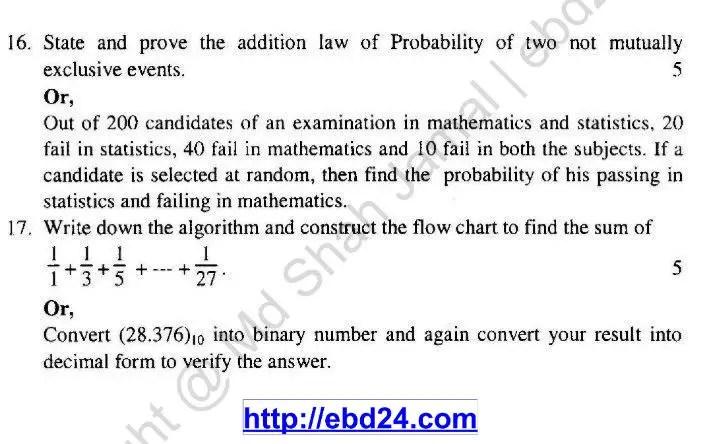 English Version Mathematics Suggestion 2014 (4)