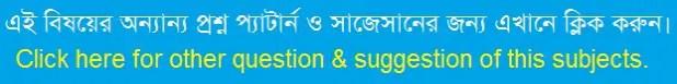Bangla 2nd Paper Question 2016 Sylhet Board