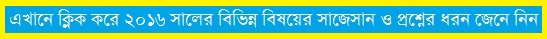 Click here for All Board Various subjects HSC Suggestion 2016