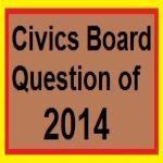 Civics Board Question of 2014