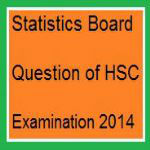Statistics Board Question of HSC Examination 2014