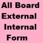 All Board External Internal Form