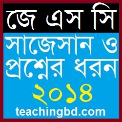 Suggestion and Question Patterns of JSC Examination 2014