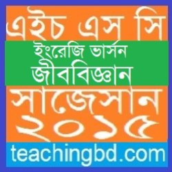 Eng. Version Biology Suggestion and Question Patterns of HSC Examination 2015
