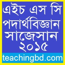 Physics 2nd Paper Suggestion and Question Patterns of HSC Examination 2015-2
