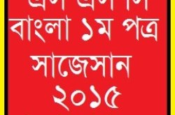 Bengali 1st Paper Suggestion and Question Patterns 2015-7