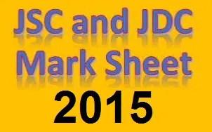 JSC and JDC Mark Sheet 2015 7