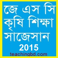 Agricultural Studies Suggestion and Question Patterns of JSC Examination 2015