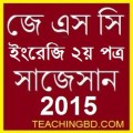 JSC English 2nd Suggestion-2015