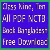 Class Nine, Ten All PDF NCTB Book Bangladesh Free Download