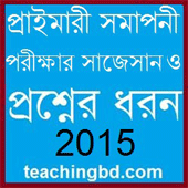 Suggestion and Question Patterns of PSC Examination 2015 1