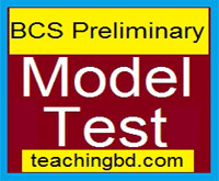 36 BCS Preliminary Model Test-50 3