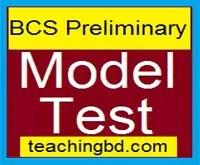 36 BCS Preliminary Model Test-13 6