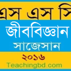 Biology Suggestion and Question Patterns of SSC Examination 2016-1