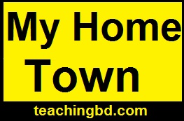 Writing A Composition: My Home Town 1