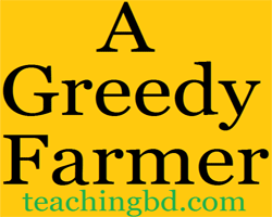 Story: A Greedy Farmer 6