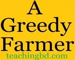 Story: A Greedy Farmer 6