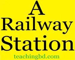 A RailwayStation