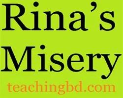 Rina'sMisery