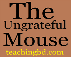 Story: The Ungrateful Mouse 1