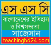History of Bangladesh and World Civilization Suggestion and Question Patterns of SSC Examination 2018