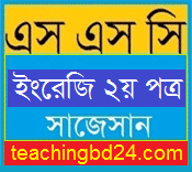 English 2nd Paper Suggestion and Question Patterns of SSC Examination 2019