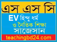 EV Hindu Religion and moral Education Suggestion and Question Patterns of SSC Examination 2018