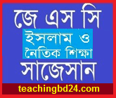 Islam and moral education Suggestion and Question Patterns of JSC Examination 2017-4
