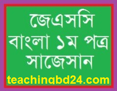 Bengali 1st Paper Suggestion and Question Patterns of JSC Examination 2017-6