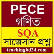 PECE Mathematics short questions answer Suggestion 2020 13