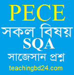 PECE All subject short questions answer suggestion 2020