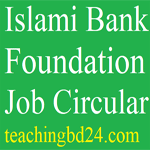 Islami Bank Foundation Job Circular 2017 2