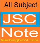 All Subject Junior School Certificate Note