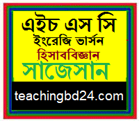 EV Accounting Suggestion and Question Patterns of HSC Examination 2019 1