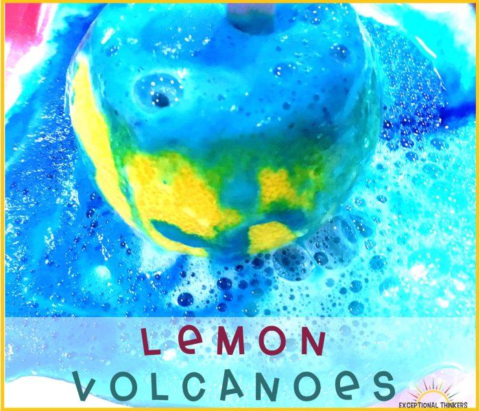 Lemon Volcanoes