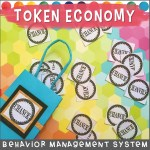 Token economy for behavior management