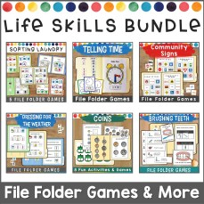 Life Skills Activities Bundle