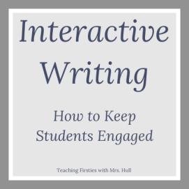 interactive-writing